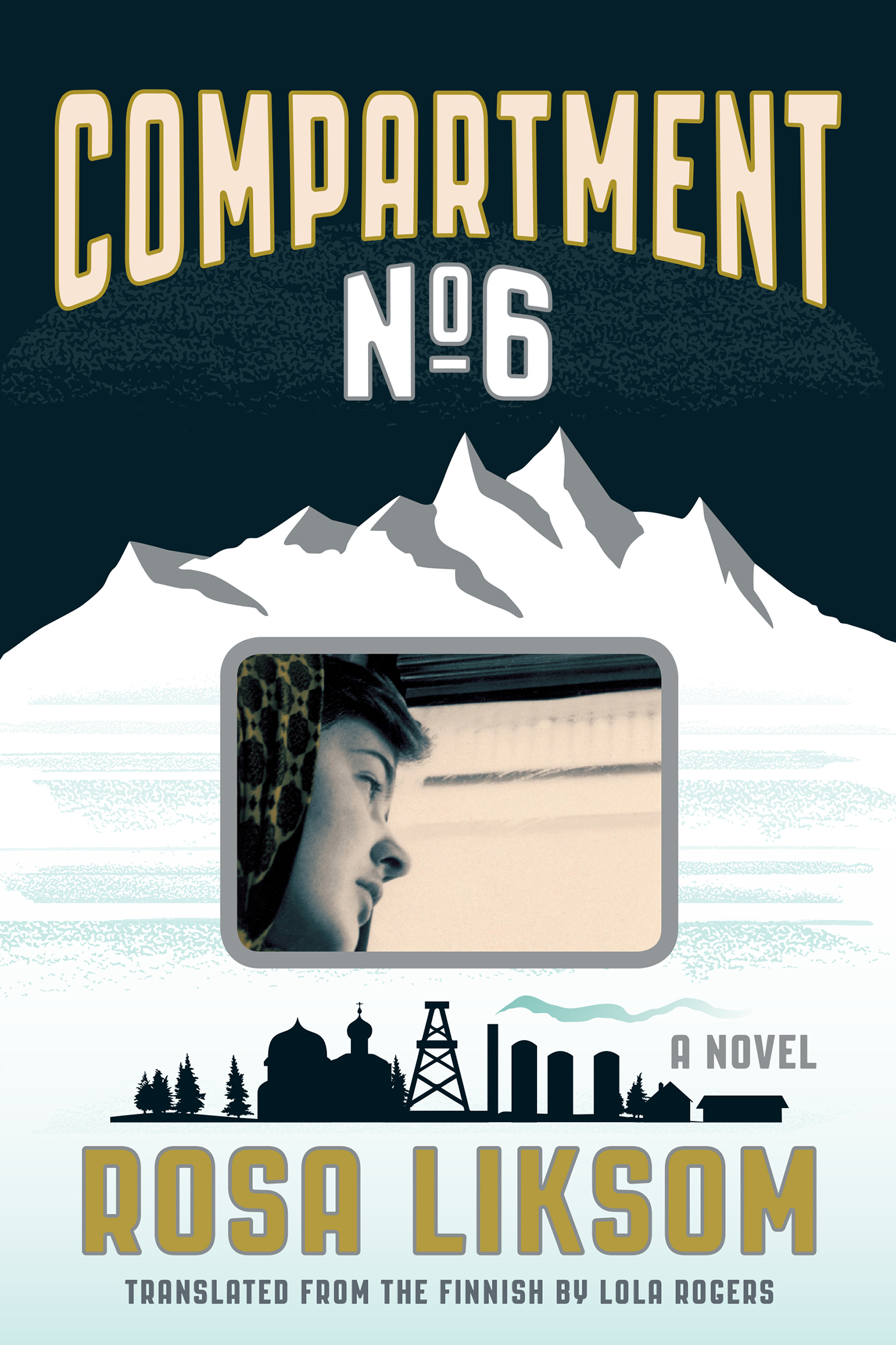 Image of cover of Compartment No. 6
