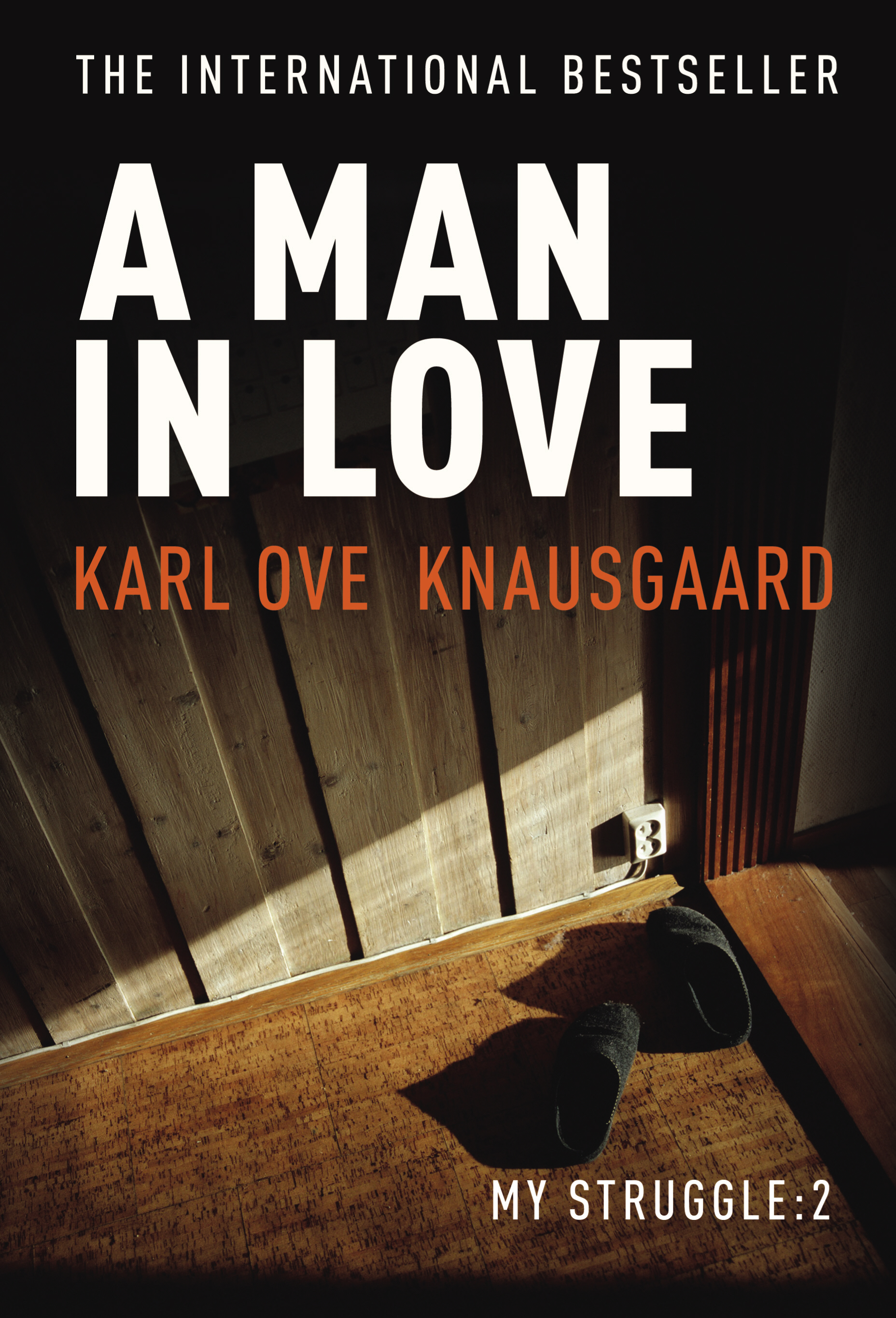 Image of cover of A Man in Love