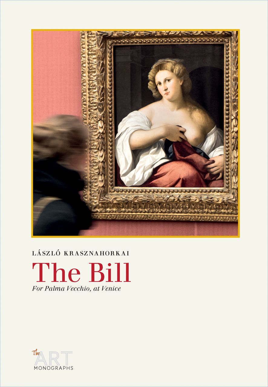 Image of cover of Bill for Palma Vecchio