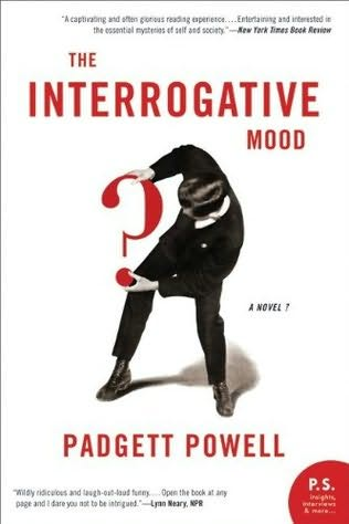 Image of cover of The Interrogative Mood