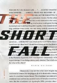 Image of cover of Short Fall