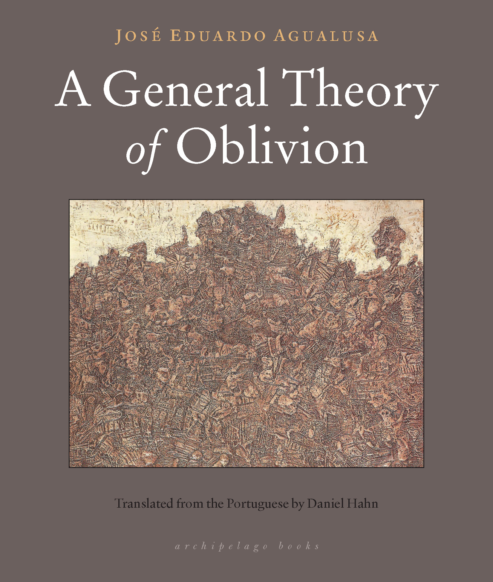 General Theory of Oblivion cover
